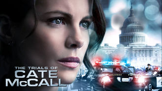 Netflix box art for The Trials of Cate McCall