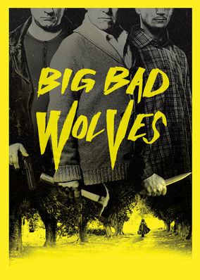 Box art for Big Bad Wolves