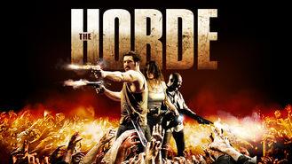 Is The Horde on Netflix?