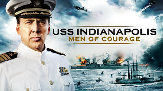 Netflix Box Art for USS Indianapolis: Men of Courage