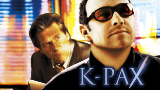 Netflix box art for K-Pax