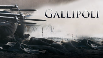 Netflix box art for Gallipoli