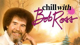 Netflix box art for Chill with Bob Ross - Season 1