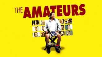 Netflix box art for The Amateurs