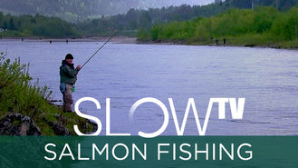 Netflix box art for Slow TV: Salmon Fishing