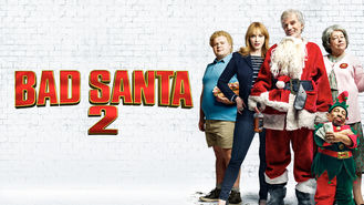 Netflix box art for Bad Santa 2