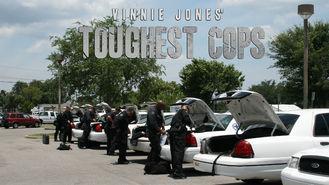 Netflix box art for Vinnie Jones' Toughest Cops USA - Season 1