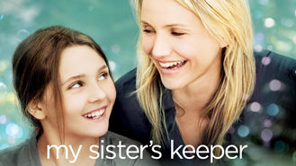 Netflix box art for My Sister's Keeper