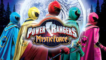 Power Rangers Mystic Force