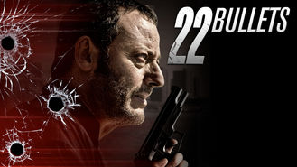 Netflix box art for 22 Bullets
