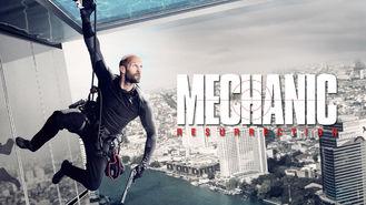 Netflix box art for Mechanic: Resurrection