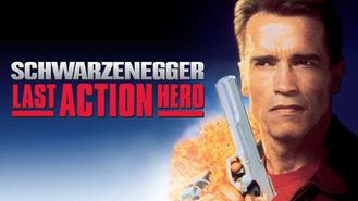 Netflix box art for Last Action Hero