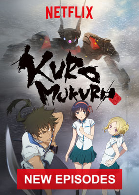 Kuromukuro - Season 2