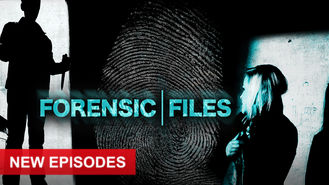 Netflix box art for Forensic Files - Collection 4