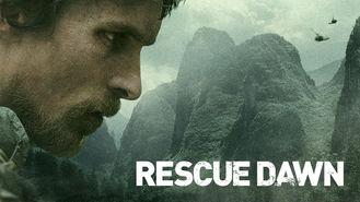 Netflix box art for Rescue Dawn