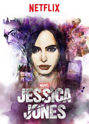Box art for Jessica Jones