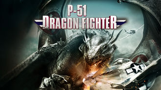Netflix Box Art for P-51 Dragon Fighter
