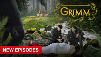 Netflix box art for Grimm - Season 5