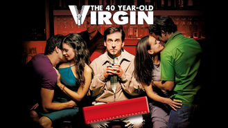 Netflix box art for The 40-Year-Old Virgin