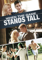 When the Game Stands Tall Netflix ES (España)