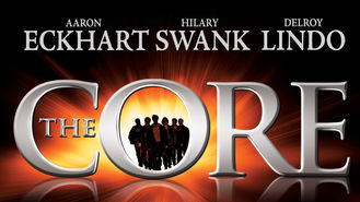 Netflix box art for The Core