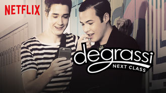 Netflix Box Art for Degrassi: Next Class - Season 2