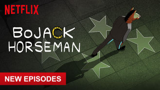 Netflix box art for BoJack Horseman - Season 3
