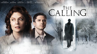 Netflix box art for The Calling