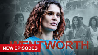 Netflix Box Art for Wentworth - Season 4