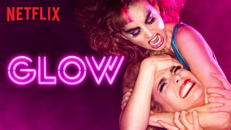 Netflix box art for GLOW - Season 1