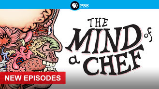 Netflix box art for The Mind of a Chef - Season 4