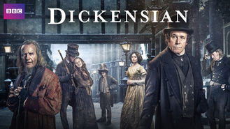 Netflix box art for Dickensian - Season 1