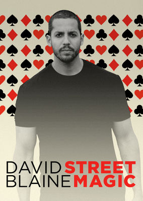 David Blaine: Street Magic