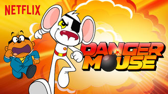 Netflix box art for Danger Mouse - Season 1