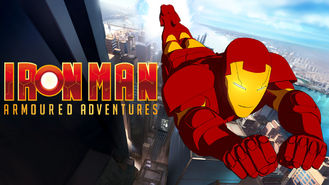 Netflix box art for Iron Man: Armored Adventures - Season 1
