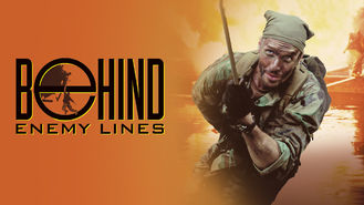 Netflix box art for Behind Enemy Lines