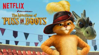 Netflix box art for The Adventures of Puss in Boots - Season 2