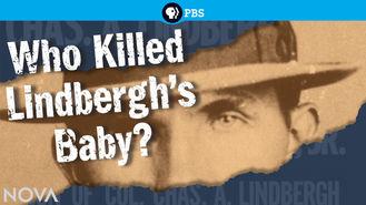 Netflix box art for Nova: Who Killed Lindbergh's Baby