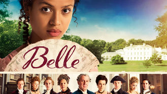 Netflix box art for Belle