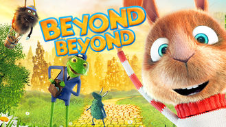 Netflix box art for Beyond Beyond