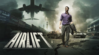 Netflix box art for Airlift
