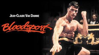Netflix box art for Bloodsport