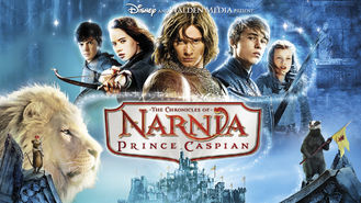 Netflix box art for The Chronicles of Narnia: Prince Caspian