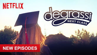 Netflix box art for Degrassi: Next Class - Season 4