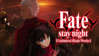 Netflix box art for Fate/stay night: Unlimited Blade Works - Season 1