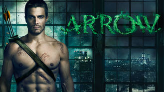 Netflix box art for Arrow - Season 3