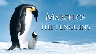 Is March of the Penguins on Netflix?
