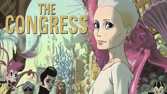 Netflix box art for The Congress