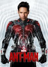 Ant-Man Netflix UK (United Kingdom)