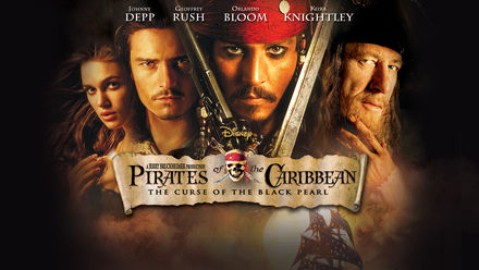Pirates of the Caribbean: Black Pearl